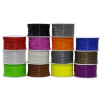Flexible Rubber Filament